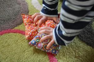 Little Beanbag Hands