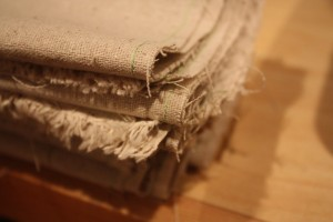 Stitched Muslin