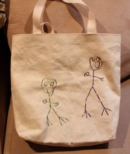 Canvas Bag Art