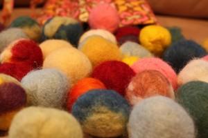 Wool Balls II
