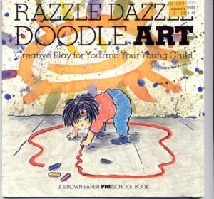 Razzle Dazzle Doodle Art