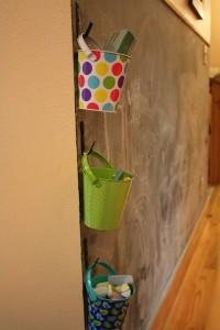 Chalk Buckets