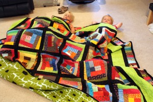 Quilt and Kids