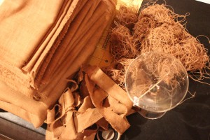 Fringe and Linen